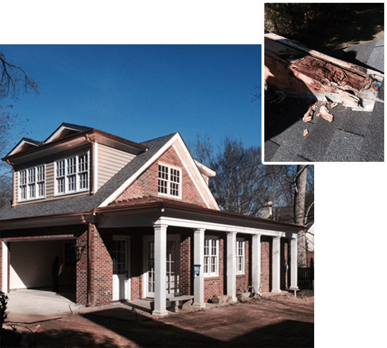 Roofing in Charlotte NC