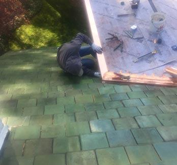 Tile Roofing - Pinnacle Roofing